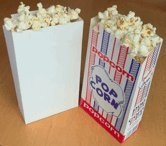 Promotional Printed Popcorn Boxes