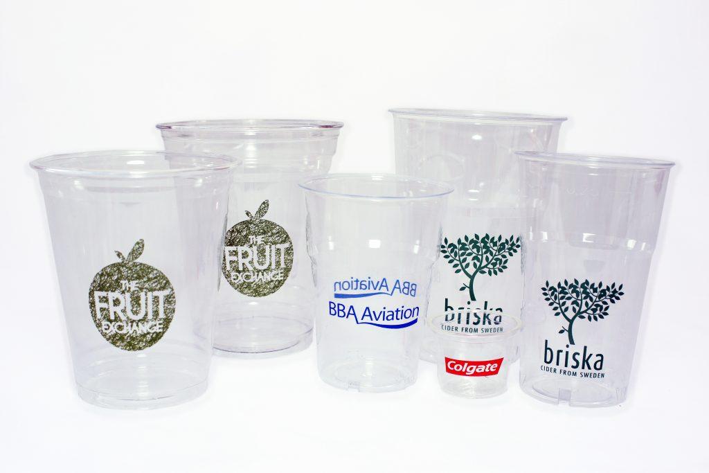 Plastic Glasses Aj Print